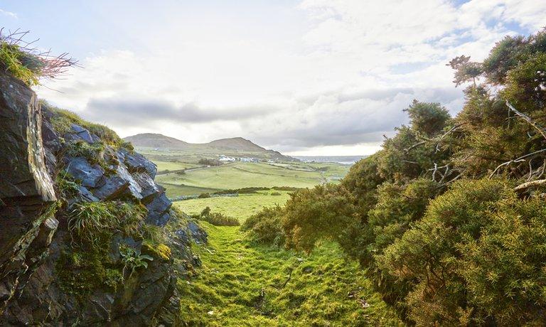 Views of the Llŷn Peninsula