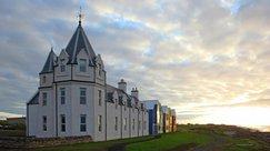 The iconic John O'Groats Inn
