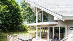 Stunning New England style residences