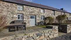 Exclusive two bedroom stone cottage